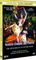 Notre Dame de Paris (Collection Lon Chaney)