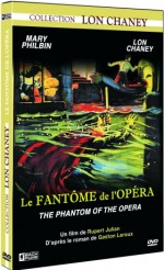 Le fantôme de L'Opéra (Collection Lon Chaney)