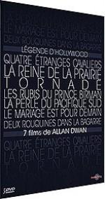 7 films d'Allan Dwan - coffret EPUISE/OUT OF PRINT