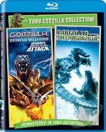Toho Godzilla Collection!: Godzilla, Mothra and King Ghidorah/Godzilla Against Mechagodzilla