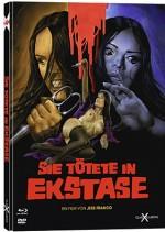 Sie Tötete in Ekstase (Bluray + DVD)
