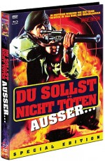 Du Sollst Nicht Töten Ausser (Cover A)