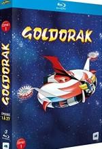 Goldorak - Coffret 1 - Épisodes 1 à 27