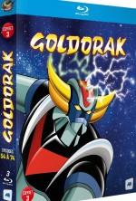 Goldorak - Coffret 3 - Épisodes 54 à 74