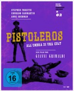 Pistoleros (Blu-Ray+DVD)
